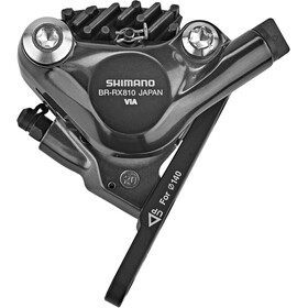 Shimano GRX BR-RX810 Disc Brake Caliper Front Wheel anthracite